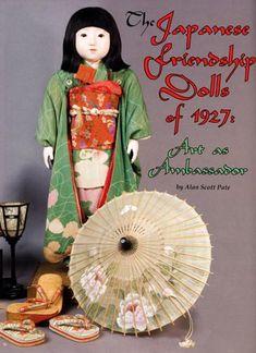 Antique Japanese Dolls - Publications - Japanese Friendship Dolls of 1927