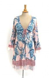 Gipsy Ibiza tuniek jurk Lotus   Tuniek Jurken   GIPSY IBIZA
