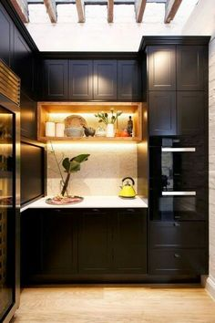 Function and style in butler pantry