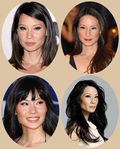 cortea de cabelo para orientais - lucy liu - asian hairstyle - defrenteparaomar.com