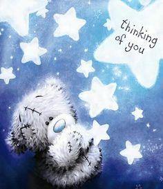 Tatty Teddy Thinking of You