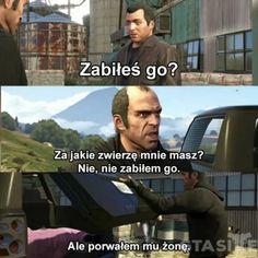 Trevor i jego logika ; Dankest Memes, Jokes, Funny Mems, Gaming Memes, Wtf Funny, Creepypasta, Poland, Language, Humor