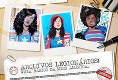 Arquivos Legionários: Guia Básico da Miss América Chavez! - Legião dos Heróis