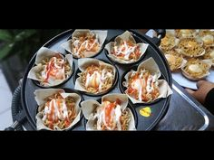 1 PORSI 2 RIBU !! HANYA 3 BAHAN TANPA BUMBU TAMBAHAN JAJANAN INI BAKAL JADI REBUTAN ANAK SEOLAH - YouTube Quesadilla, Street Food, Finger Foods, Sandwiches, Food And Drink, Cooking Recipes, Homemade, Meals, Snacks