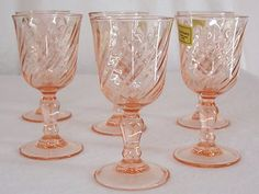 Elegant, Chic, Vintage & Antique Glasses and Cutlery For Hire