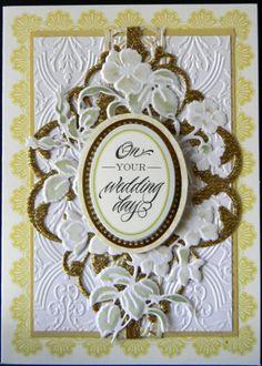 Anna Griffin -Wedding Card