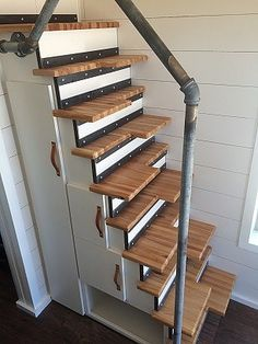 24 best tiny house stairs ladders images tiny house stairs stair rh pinterest com