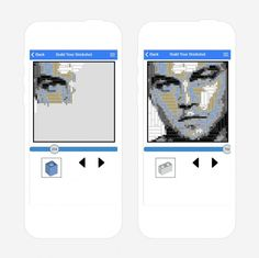 Use this app to make your photos Lego portraits. Lego Portrait, Portrait Art, Portraits, Lego App, Intarsia Knitting, Crafts For Kids, Diy Crafts, Computer Tips, Make Pictures