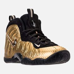 online retailer 13632 76e8a Nike Boys  Grade School Little Posite Pro Basketball Shoes  probasketball