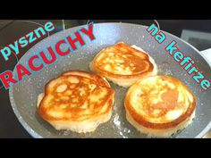 Healthy Dishes, Pancakes, Food And Drink, Cooking, Breakfast, Sweet, Youtube, Roman, Polish