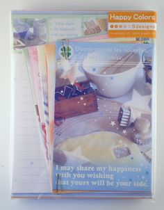 janetstore.com: kawaii stationery,letter sets, stickers, gifts and more - San-X letter set 4974413408233