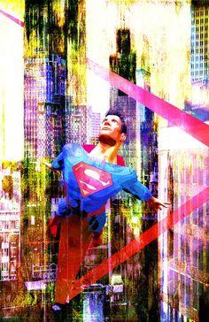 City Gritty Superman by skyscraper48.deviantart.com on @DeviantArt
