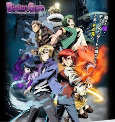 Anunciadas tres nuevas voces del Anime Divine Gate.
