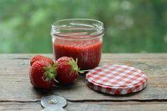 Gesunde Erdbeer-Chia-Marmelade