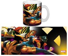 Taza X Men - Marvel