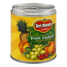 Del Monte Heavy Syrup Fruit Cocktail