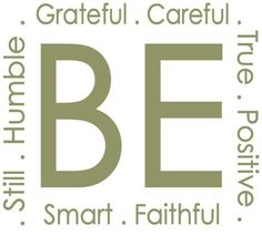 BE! wise-words-being-quoted