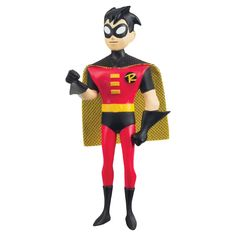 DC Comics Robin-New Batman Adventure Bendable Action Figure