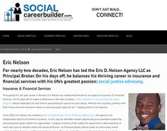 Eric Nelson on Behance Eric Nelson, Coloured People, The Lives Of Others, Two Decades, Economic Development, He Day, Helping Others, Other People, Motivation