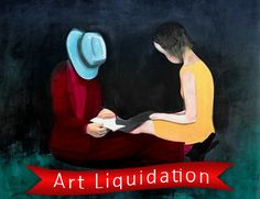 Christmas Art Liquidation auction 🎄  Includes work from brilliant artists such as David Bromley, Jasper Knight, Craig Waddell, Bruce Earles and more!