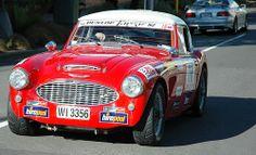 2005 Targa Austin-Healey 3000