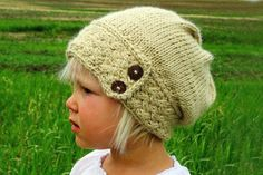 This pattern is available for $5.00 USDadd to cart This is a knitting pattern for Little Miss Ella's Slouch Hat. This is an automatic PDF download. You will receive an…