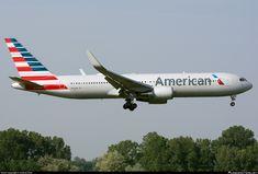 N399AN American Airlines Boeing 767-323(ER)(WL)