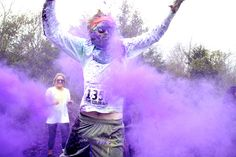 The Color Run -- I so want to do one of these this year!