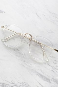 SheIn offers Transparent Frame Metal Top Bar Glasses & more to fit your fashionable needs. Glasses Frames Trendy, Fake Glasses, New Glasses, Glasses Online, Transparent Glasses Frames, Clear Glasses Frames Women, Korean Glasses, Cool Glasses, Round Lens Sunglasses