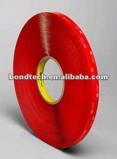 57.90$  Watch here - 1/2inX33M 3M VHB tape 4910 Clear for glass,metal,1.0mm Free shipping  #magazineonline
