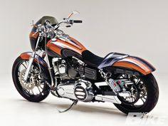 2009 Harley Davidson Dyna Screamin' Eagle