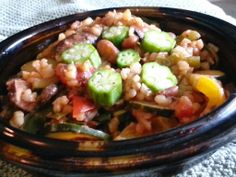 Vegan Soul Food Potluck – Jambalaya Recipe