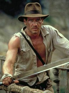 Indiana Jones / People - Men. Harrison Ford