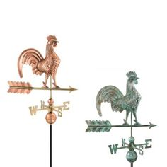 Good Directions 25-Inch Rooster Weathervane - BedBathandBeyond.com