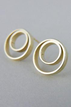 34e5de42b 14K Solid Gold Earrings, Small Gold Earrings, 14K Gold Studs, Minimalist Gold  Earrings, Circle Earrings Gold, Small Circle Studs, Round Stud