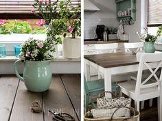 stół z desek, table