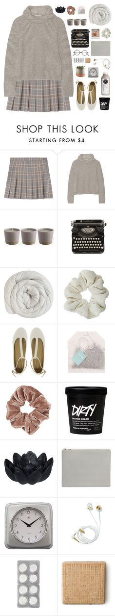 """let's pretend that it's a holiday"" by via-m ❤ liked on Polyvore featuring Michael Kors, Polaroid, Topshop, See by Chloé, Sia, Status Anxiety, Infinity Instruments and cashmere"