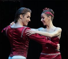 Kristina Kretova and Andrey Merkuriev
