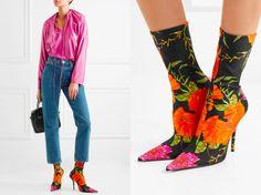 Sock-Boots von Balenciaga