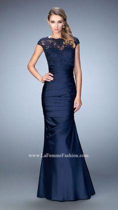La Femme 21961   La Femme Fashion 2016 - La Femme Prom Dresses - La Femme Short Dresses