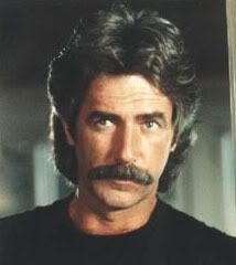 Sexy, rugged and masculine Sam Elliot