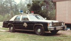 Ford LTD / Texas Highway Patrol