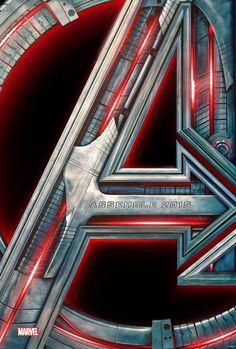 Teaser Poster for Marvel's Avengers: Age of Ultron!