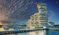 Proposed New Port, Marina & Cruise Terminal - Larnaca Cyprus