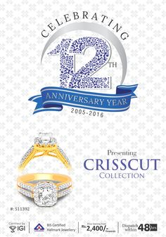 Thank You All for your overwhelming response and support. Celebrating 12th Glorious #Anniversary #Year !