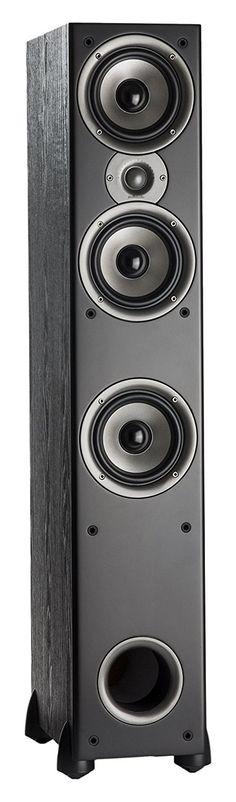 Polk Audio Monitor 60 Series II Floorstanding Speaker Stereo Amplifier Speakers Wireless