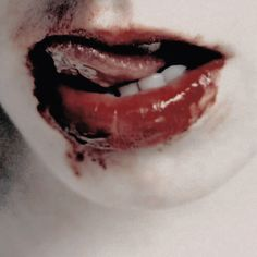 """""""She carries the devils blood on her lips"""" Dracula, Vampires, Gore Aesthetic, Throne Of Glass, The Villain, Skyrim, Goblin, Larp, It Hurts"""