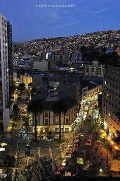 Puerto de Valparaiso, V Region, Chile // Valparaíso Port, V Region, Chile