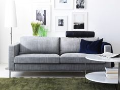 love this ikea couch!