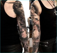 30 Striking Raven Tattoos With Deep Meanings